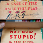 In Case of Fire Funny Jokes Funny Images